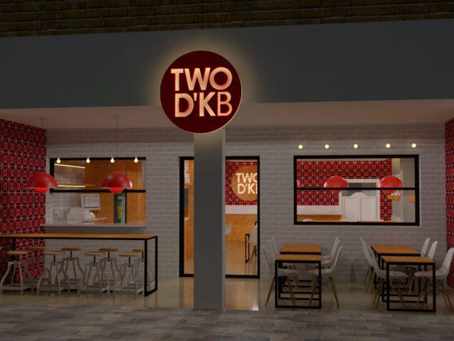 Diseño tipo de locales para franquiciado de restaurante de comida rápida