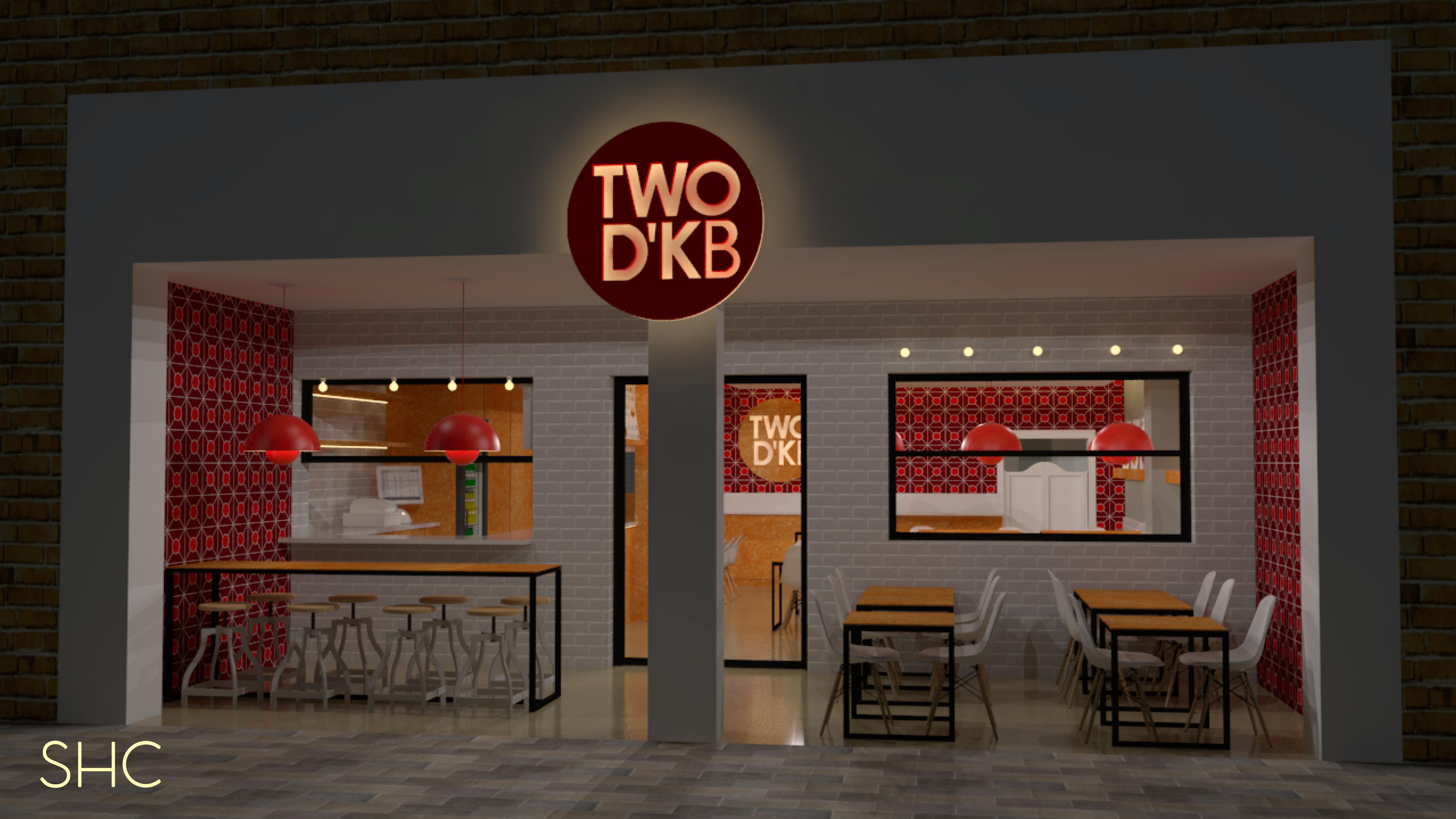 Dise o tipo de locales para franquiciado de restaurante de for Fachadas de locales de comida rapida