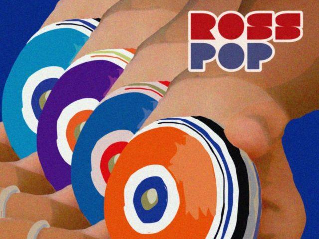 diseño ep ROSSPOP